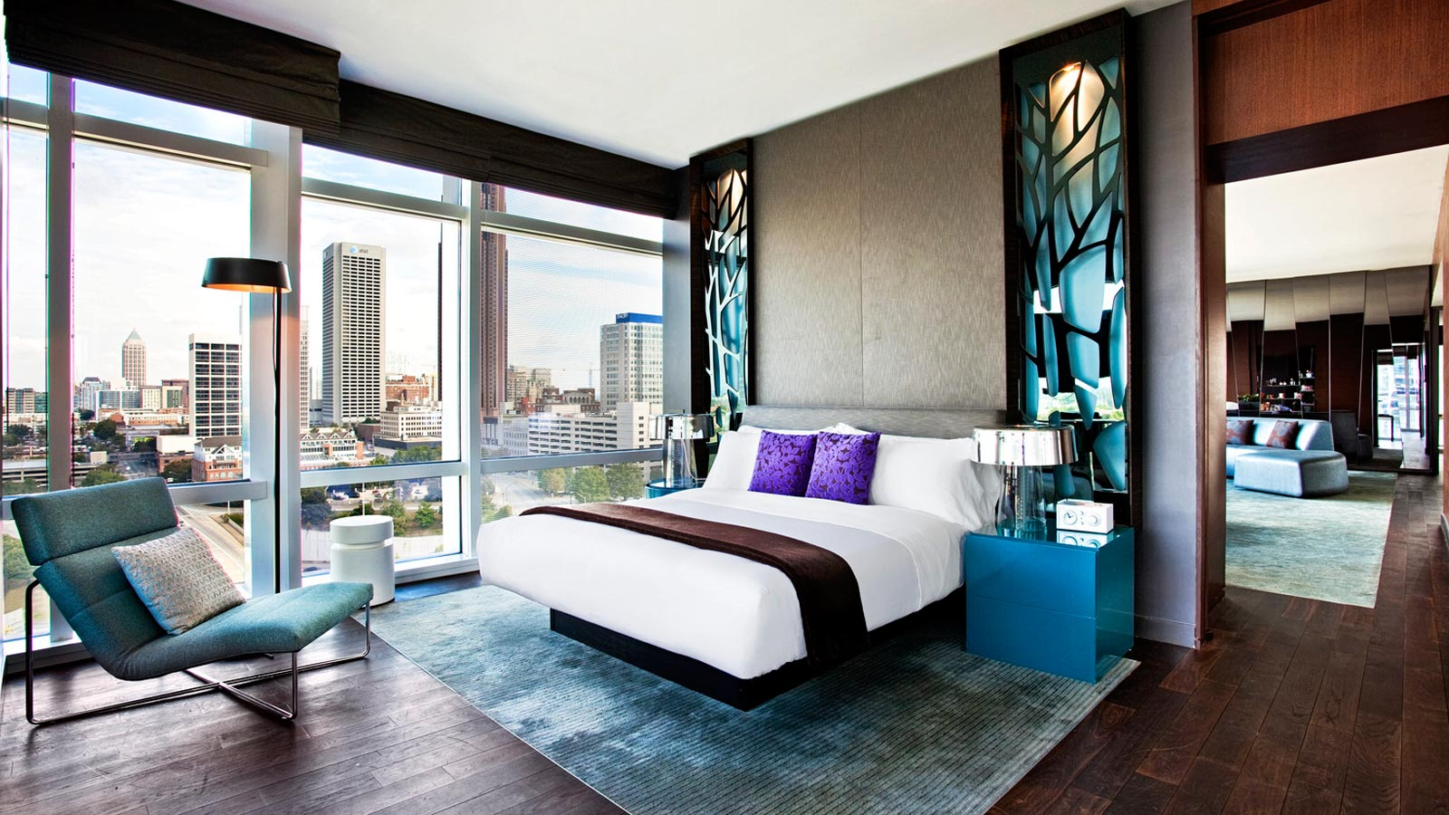 Extreme Wow Suite | W Atlanta - Downtown