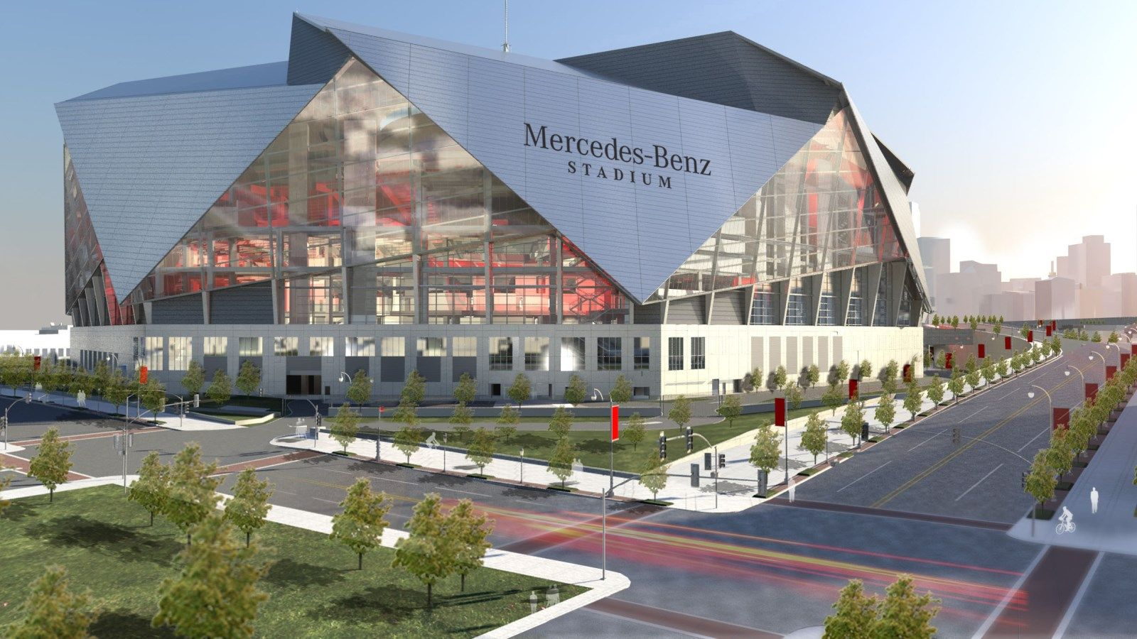 Things to do in atlanta ga w atlanta downtown for Hotel near mercedes benz stadium atlanta