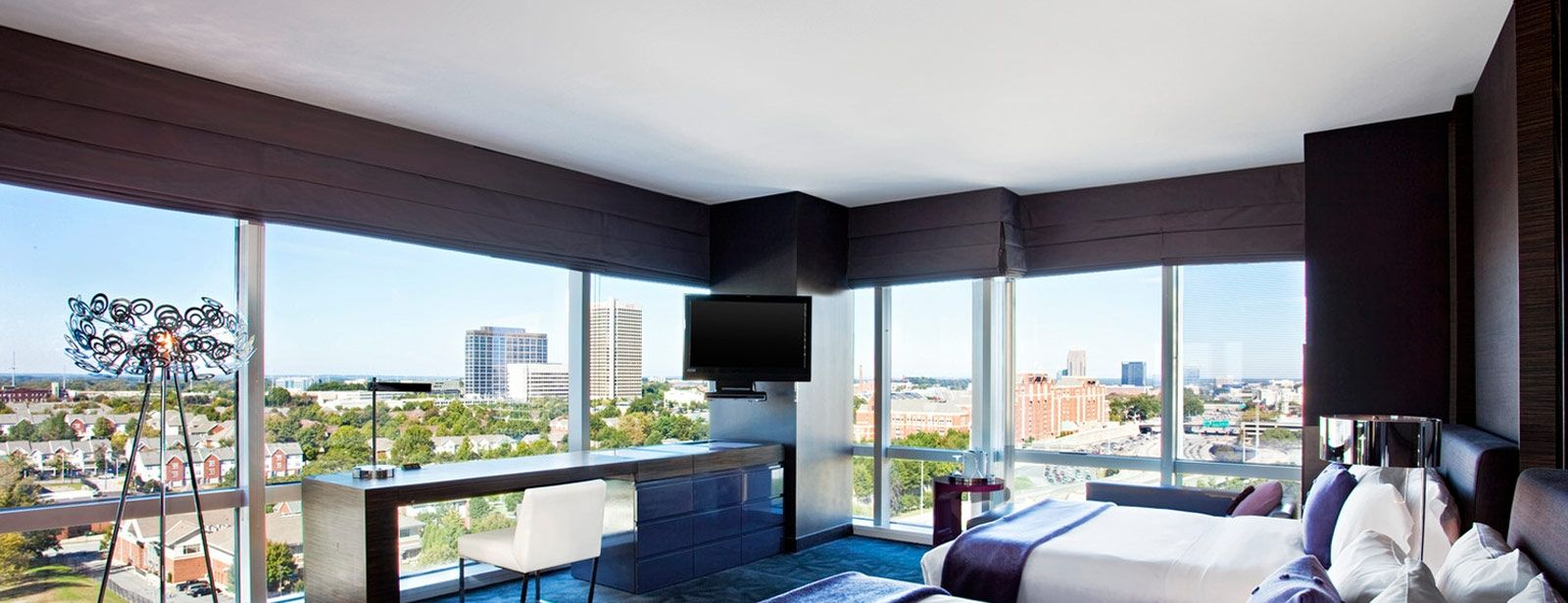 Cool Corner Room | W Atlanta - Downtown